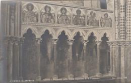 PERUGIA-ASSISI-UMBRIA ILLUSTRATA-EDIZIONI TILLI-CARTOLINA VERA FOTOGRAFIA-NON VIAGGIATA-1910-1920 - Perugia