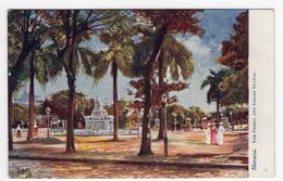 HAVANA - The Prado And Indian Statue - Tuck Oilette 2476 - Publicity Estey Piano Co. New York - Cuba