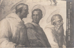 PERUGIA-UMBRIA ILLUSTRATA-EDIZIONI TILLI-CARTOLINA VERA FOTOGRAFIA-NON VIAGGIATA-1910-1920-NPG - Perugia