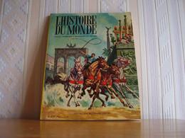Album Chromos Images Vignettes Timbres Tintin *** Histoire Du Monde 2 *** - Sammelbilderalben & Katalogue