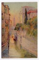 GLORIOUS VENICE Series II - Tuck Oilette 2387 - Artist F. Sartoi - OIlfacsim - Venezia (Venice)