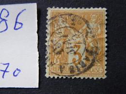 Sage  No 86 - 1876-1898 Sage (Type II)