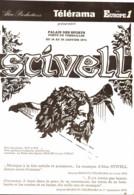"PUB   CONCERT   "" ALAN STIVELL  "" PALAIS DES SPORTS  1975 ( 1 ) - Other"