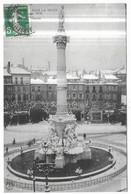 Marseille Sous La Neige Coiffeur Fontaine Cantini - Unclassified