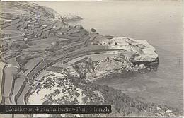 X121979 RARO ISLAS BALEARES MALLORCA BANALBUFAR BANYABULFAR PUIG BLANCH POSTAL RARA - Mallorca