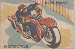 CHROMO ENCRE NETACHEPA BON-POINT MOTOCYCLE - Otros