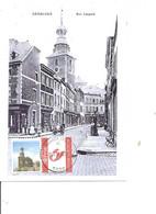 Belgique - Beffroi De Gembloux ( CM Privée De 2005 Avec Timbre Personnalisé à Voir) - 2001-2010