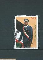 Timbre Oblitére Du Burkina Faso 2014 - Burkina Faso (1984-...)