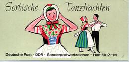 ALLEMAGNE /DDR / CARNET N° C1419 - Postzegelboekjes