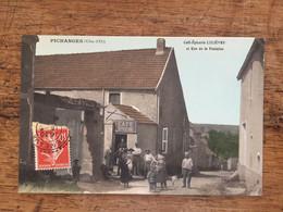 PICHANGES - Café-Epicerie  LELIEVRE  Et Rue De La Fontaine- - Other Municipalities