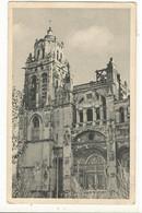 CPSM , D.27, N° 85, Gisors , L' église , Ed. CAP, 1966 - Gisors