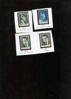 Belgie 1963 1263  1265 1268 Curiositeiten   MNH - Andere