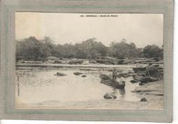 CPA - SENEGAL - Aspect Des Bords Du Fleuve En 1900 - Senegal