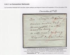 1 Précurseur D1793 (Ardèche). Regardez Les Scans Tout Est Indiqué. - 1701-1800: Precursors XVIII