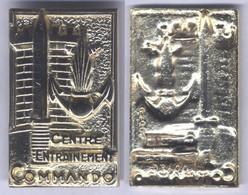 Insigne Du Centre D'Entrainement Commando De Givet - Army