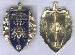 Insigne Du Brevet De Préparation Militaire Supérieure - Army