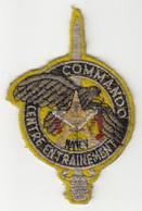 Insigne Du Centre D'Entrainement Commando Du 26e Régiment D'Infanterie - Escudos En Tela