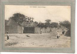 CPA - DAKAR - SENEGAL - Aspect Du Chemin D'accès Au Village En 1900 - Senegal