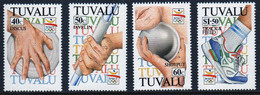 Tuvalu 1992 A Set Of Stamps Celebrating Olympic Games Barcelona In Unmounted Mint. - Tuvalu