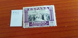 ESPAÑA  Nº 898  ( CHARNELA) - 1931-50 Nuevos & Fijasellos