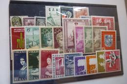 LOT DE TP DE SARRE NEUF SC - Collections, Lots & Series