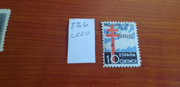 ESPAÑA  Nº 866 ( CHARNELA) - 1931-50 Nuovi