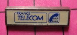 SP06 Pin's Pins / Beau Et Rare / THEME : FRANCE TELECOM / LOGO ANNEES 90 PUR JUS - Telecom Francesi