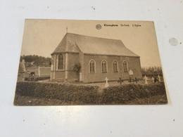 CP Ancienne De Kieseghem : De Kerk (1936) - Tielt-Winge