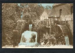CPA - CAUCOURT - Le Moulin à Eau - Andere Gemeenten