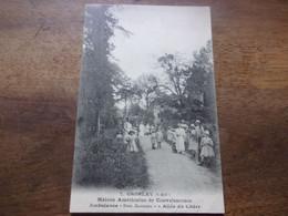 95 GROSLAY - Maison De Convalescence Américaine / Ambulance Bon Accueil - Groslay