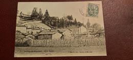 Ancienne Carte Postale - St Jean De Bournay - Côter Ouest - Saint-Jean-de-Bournay