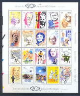 BL83  Postgaaf ** MNH PRACHTIG - Blocks & Kleinbögen 1962-....