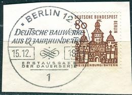 A01-04-10) Berlin - Mi 249 ⨀ Auf Δ - 80Pf   Bauten Klein - Gebruikt