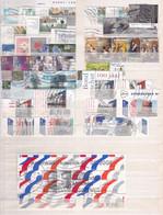 Niederlande 2001ff. Dublettenlot Gebraucht, über 40 Verschiedene, Aus Bedarfspost - Colecciones Completas