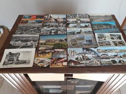 LOT DE 45 CPSM/CPM . PETITE CARTES . DROUILLES - 5 - 99 Postkaarten