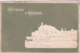 MUST Ostende Souvenir D Ostende - Gruss Aus.../ Gruesse Aus...