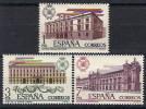 ESPAÑA 1976 - ADUANAS - Edifil 2326-28 - YVERT 1972-1974 - 1971-80 Unused Stamps