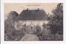 CP 71 Chateau De CHEVREY - Altri Comuni