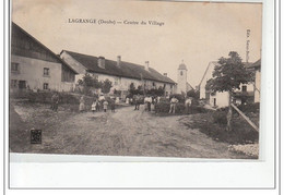 LAGRANGE - Centre Du Village - état - Sonstige Gemeinden