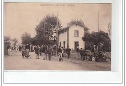 BARCELONNE DU GERS - La Gare - Très Bon état - Sonstige Gemeinden