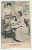 Carte Fantaisie Femme - Enfant - Mademoiselle TOUTOU, Ou L'instruction Par L'image - Livre - Women