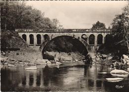 CPM LACAPELLE-VIESCAMP Le Pont Du Maudour (1117027) - Otros Municipios