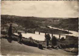 CPM Viaduc De Riberes Sur La Cere (1117283) - Autres Communes