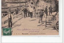 MARSEILLE - Débarquement Des Poutres - Très Bon état - Unclassified