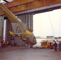 Photo - Aviation - Hélicoptère En Construction - Aviazione