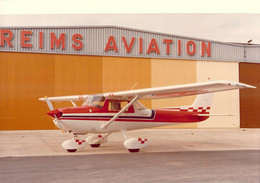 Photo - Aviation - Cessna 152 Aérobat, Reims Aviation - Aviation