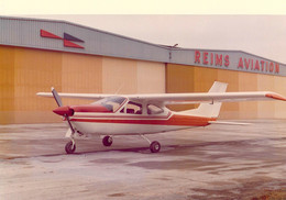Photo - Aviation - Cessna F182, Reims Aviation - Aviation