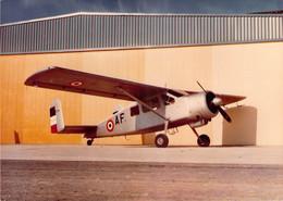 Photo - Aviation - Avion Broussard MH-152, Reims Aviation - Aviation