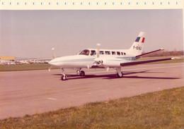 Photo - Aviation - Cessna Sur Piste Reims Aviation - Aviation