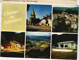 CPM CHAMPS-sur-TARENTAINE Centre De Vacances (1117502) - Autres Communes